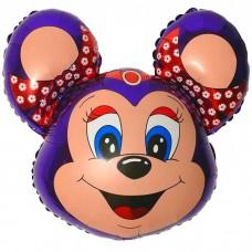 Бабси-маус (фиолетовый) / Mouse
