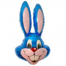 Заяц (синий) / Rabbit
