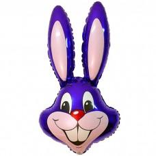 Заяц (фиолетовый) / Rabbit