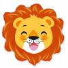 Лев , голова