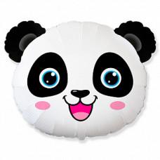 Панда, голова