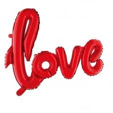 """Надпись """"LOVE"""" красная / Love Red"""