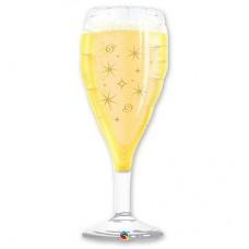Бокал Шампанского фигура