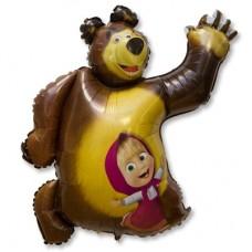 Маша и Медведь Фигура
