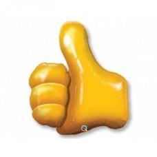 Палец большой вверх