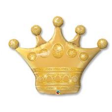 Корона золото Фигура