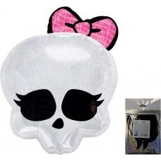 Монстр Хай Череп Голография в упаковке / Monster High Skull