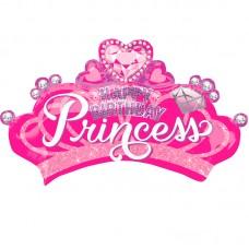 Корона принцессы с бриллиантами / Princess crown