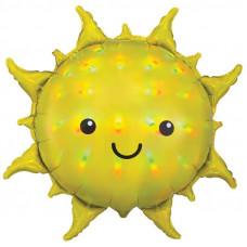 Солнце Перламутр