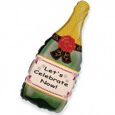 Бутылка шампанского Фигура