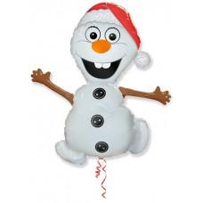Снеговик в шапочке / Snowman SIM