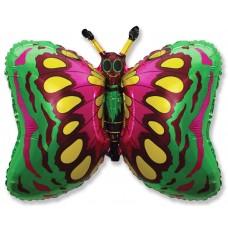 Бабочка (зеленая) / Butterfly