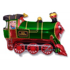 Поезд Зелёный