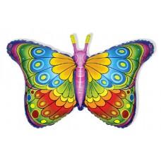 Бабочка Кокетка (фуксия) / Butterfly Coquette