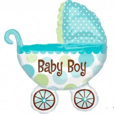 Коляска детская Мальчик / Baby Buggy Boy