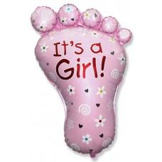 Ножка Девочки / Foot Girl