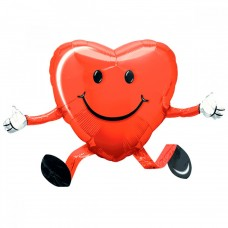 Сердце Ходячая Фигура
