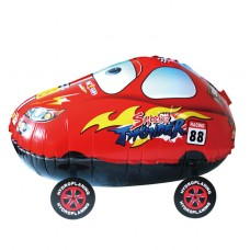Гоночная машина Красная / 3D Racing Car Red