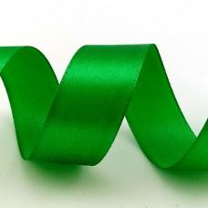 Лента атлас Зеленый