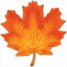 Кленовый Лист (Оранжевый) /  Maple Leaf (Orange)