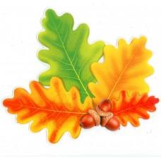 """Комплект украшение на скотче """"Осень"""" / Set decoration on Scotch tape """"Autumn"""""""