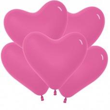 Сердце Фуксия, Пастель / Fuchsia  Series