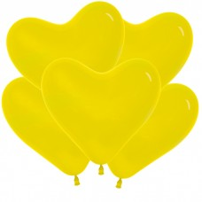 Сердце Жёлтый, Пастель / Yellow Series