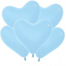 Сердце Светло-Голубой, Пастель / Blue Series