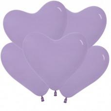 Сердце Сиреневый, Пастель / Lilac Series