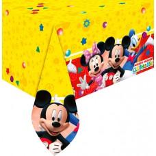 """Скатерть """"Игривый Микки Маус"""" / Playful Mickey"""