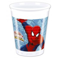 "Стаканы пластиковые ""Человек - Паук"" / Ultimate Spiderman Web Warriors"