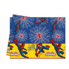 """Скатерть """"Человек-Паук. Супер сила"""" / Ultimate Spiderman Power"""