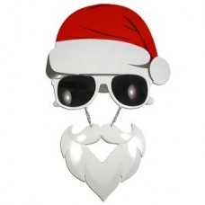 Очки Дед Мороз 2545