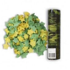 Пневмохлопушка Милитари конфетти (20см)