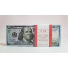 Деньги для выкупа 100 $ нового образца