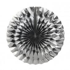Бумажный диск Серебро