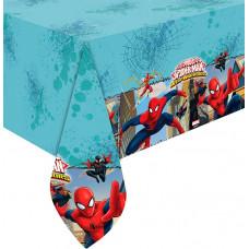"""Скатерть """"Человек-Паук"""" / Ultimate Spiderman Web Warriors"""