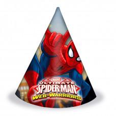 """Колпаки """"Человек-Паук"""" / Ultimate Spiderman Web Warriors"""