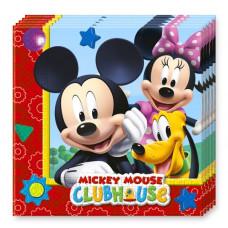 """Салфетки """"Игривый Микки Маус"""" / Playful Mickey"""
