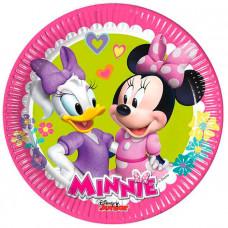 "Тарелки ""Стильная Минни - 2"" / Minnie Happy Helpers"