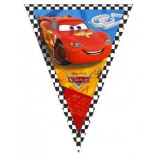 "Гирлянда-вымпелы ""Тачки. Формула"" / Cars Formula Series"