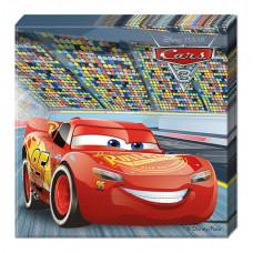 "Салфетки ""Тачки 3"" / Cars 3"